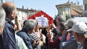 Emekli Polis Mehmet Karahan son yolculuğa uğurlandı
