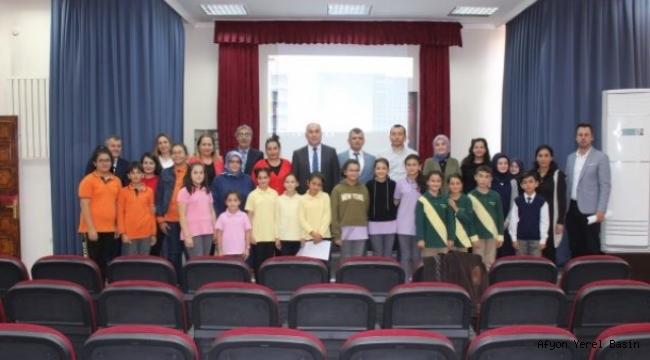 Emirdağ Belediyesi Çocuk Meclisi Başkanlık Seçimi Yapıldı.