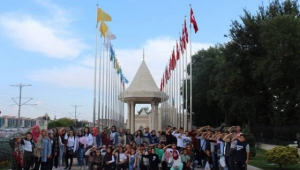 Emirdağ İmam Hatip Lisesi'nden Konya Gezisi