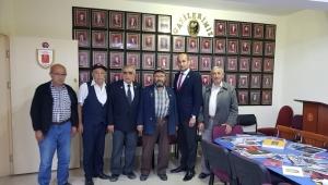 Gaziler'den Kıbrıs Cumhurbaşkanına tepki