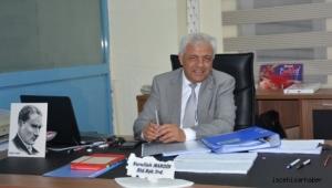 İscehisar Belediyesi Başkan Yardımcısı Nurullah Mardin Görevine Başladı.