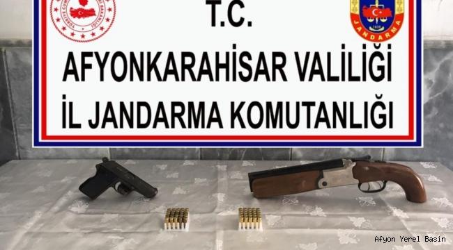 JANDARMA EKİPLERİNDEN SULTANDAĞINDA OPERASYON..!!
