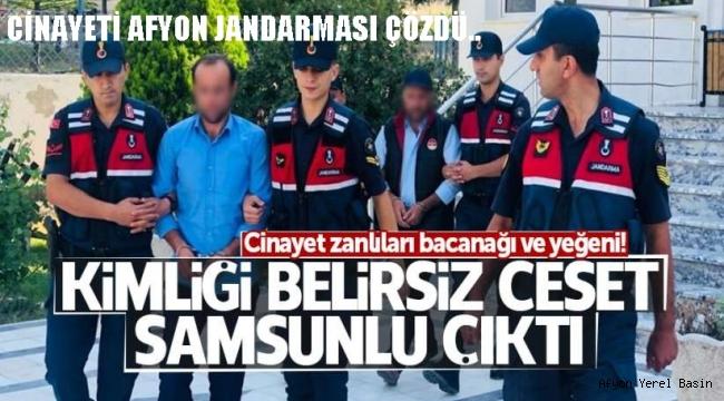 KİMLİĞİ BELİRSİZ CESET SAMSUNLU ÇIKTI.!!!