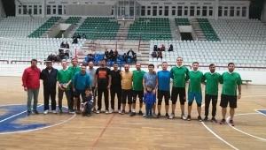 Öğretmenleri Günü'ne Özel Voleybol Turnuvası