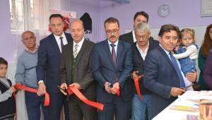 Şehit Yasin Çubuk Kütüphanesinin Açılışı Gerçekleştirildi.