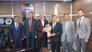 Şuhut Müftülüğünden Başkan Bozkurt'a Ziyaret