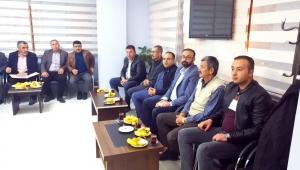 AK Parti Şuhut Haftalık Yönetim Kurulu Toplantısı yapıldı