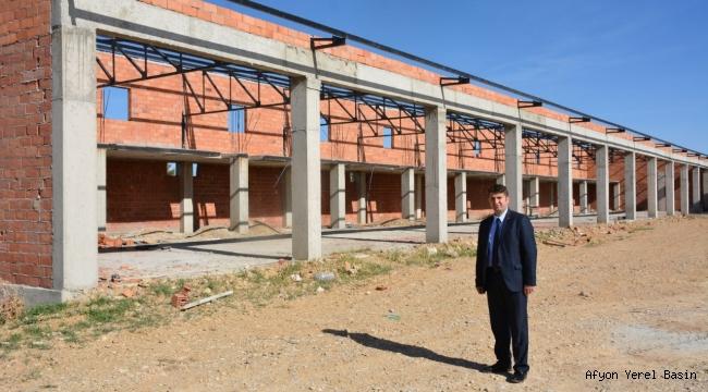'Ali Özkaya Sanayi Sitesi' yeni yılda hizmete girecek