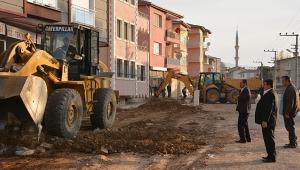 Başkan Nihat Sarı, Dörtyol Caddesi Çok Geniş ve Güzel Olacak