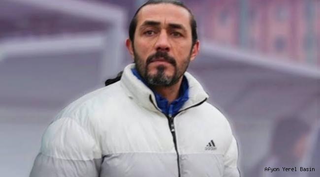 CEVAT MACİT AFYON AFJET SPOR'DAN İSTİFA ETTİ..!!