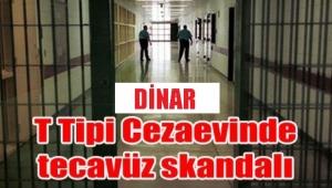 CEZA EVİNDE TOPLU TECAVÜZ OLAYI..!!
