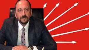 CHP İlçe Başkan Adayı Arıkan, Basın Açıklaması Yaptı