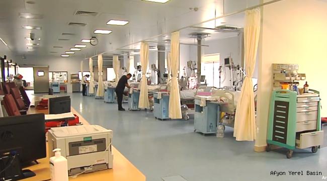 Devlet Hastanesinin Yoğun Bakım Yatak Sayısı Arttı