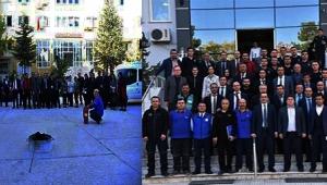 Dinar Adliye Personeline, AFAD tarafından Eğitim Semineri