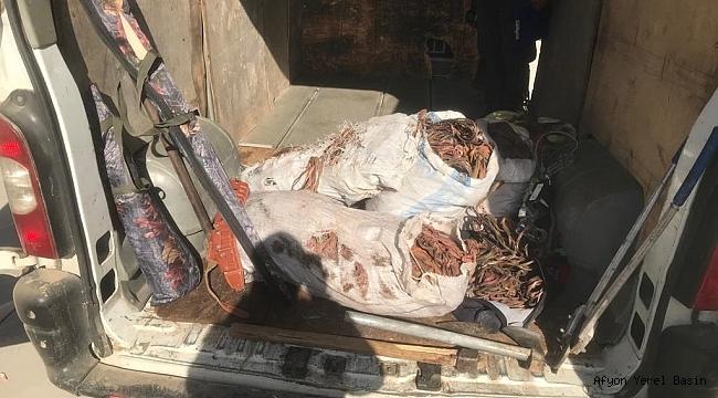 Dinar'da Cezaevi Firarisi Yakalandı