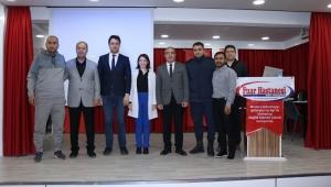 Diyetisyen Gülşen VARDAR Şuhut'da seminer verdi..