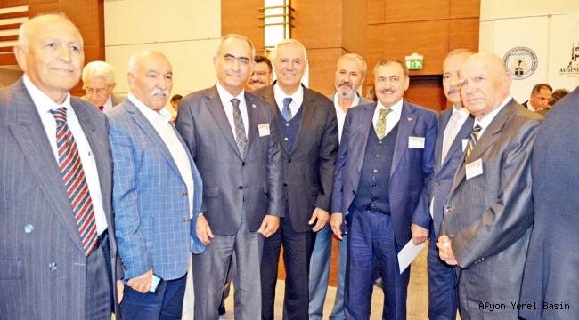 Egeliler Ankara'da bir araya geldi