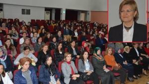Kadın Sağlığı Eğitim Projesi Tanıtıldı..
