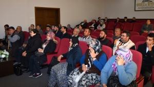 Kasım Ayı Halk Toplantısı Yapıldı