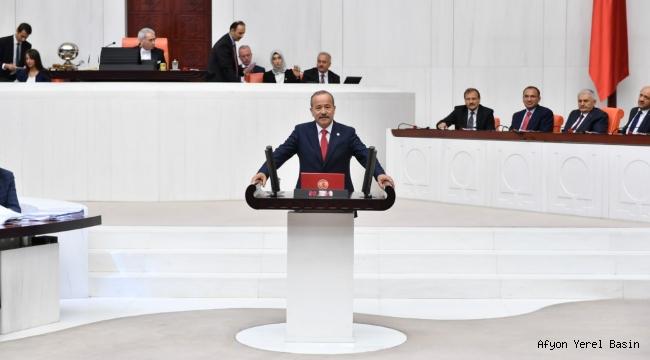 Milletvekili Mehmet TAYTAK Meclis Genel Kurulunda Verilen Tahliye Kararlarını Sert Bir Dille Eleştirdi.