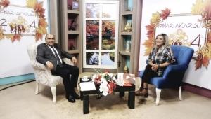 Özgür Ata, Kanal 3 televizyonunda bilgilendirdi..