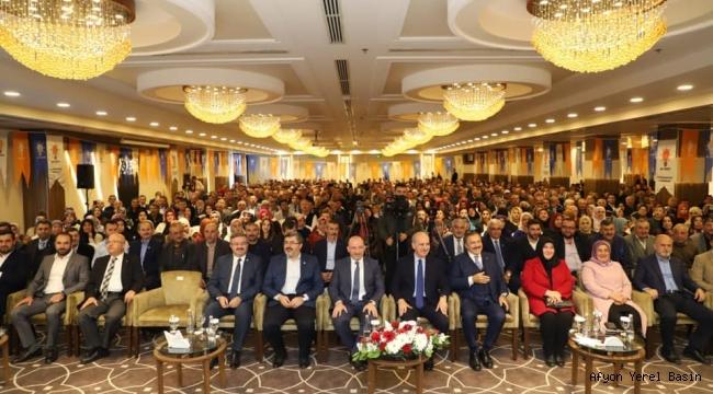 PROF. DR. NUMAN KURTULMUŞ'UN KATILDIĞI DANIŞMA MECLİSİ TOPLANTISI YAPILDI