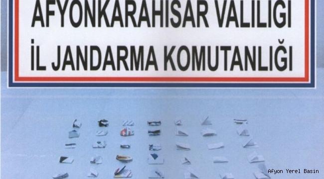 SATIŞA HAZIR EROİN MADDESİ ELE GEÇİRİLDİ.!!