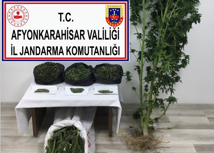 SÜLÜMENLİ'DE UYUŞTURUCU OPERASYONU.!!
