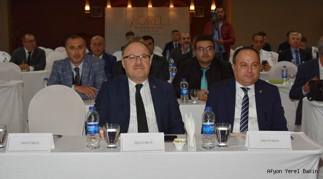 TR33 Bölgesi Koordinasyon Toplantısı Yapıldı