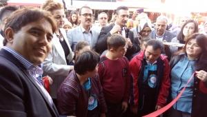 TÜRKİYE'DE DOWN SENDROMLULAR YARARINA CAFE'NİN 2. AFYONKARAHİSAR'DA..