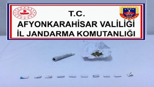 UYUŞTURUCU SATICISINA JANDARMADAN SUÇ ÜSTÜ..!!