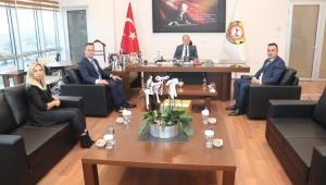 VAKIF EMEKLİLİK'TEN SERTESER'E ZİYARET