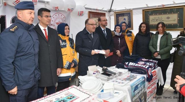 112 Acil Ambulans Sisteminin 25. Yılı Kutlandı