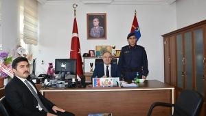 Afyonkarahisar Valisi Mustafa Tutulmaz, Başmakçı ilçesinde İnceleme Yaptı