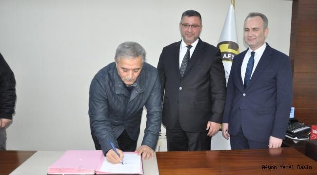 Albaraka Türk Katılım Bankası ile OSB protokol imzaladı