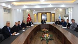 Bağımlılık ile Mücadele İlçe Koordinasyon Kurulu Toplantısı Yapıldı