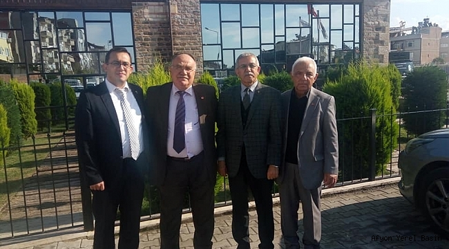 Başkan Alpars Ege Bölgesi İstişare Toplantısına Katıldı