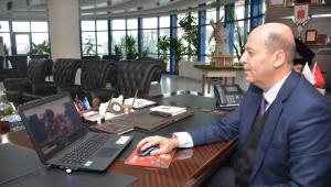 """Başkan Bozkurt, AA'nın """"Yılın Fotoğrafları"""" Oylamasına Katıldı"""