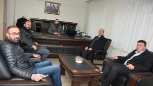 Başkan Bozkurt'tan Yeni Şuhut Müftüsüne Hayırlı Olsun Ziyareti