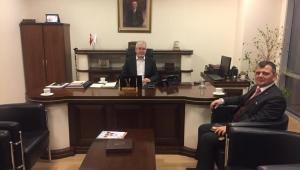 Başkan Koyuncu Ankara'dan heybesi dolu döndü