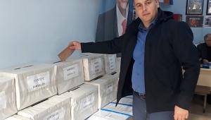 Dazkırı da Ak Parti Delege Seçimi Yapıldı