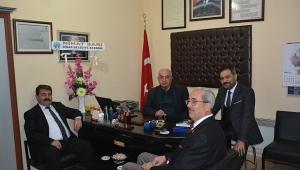 Dinar Belediye Başkanı Nihat Sarı'dan Anlamlı Ziyaretler