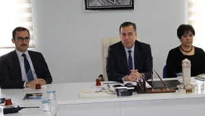 Dinar da Bağımlılıkla Mücadele Toplantısı Yapıldı