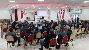 Dinar'da Denetim Serbestlik Müdürlüğünden Seminer