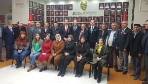 E.Kd.Albay Bakırcı'dan Kumartaşlı ve yönetimine tebrik