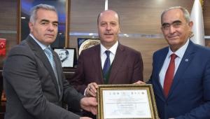 En Güzel Tanıtım Yapan Stant Ödülü Şuhut Belediyesi'nin!