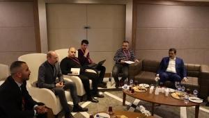İstişare Toplantısı Antalya'da gerçekleşti..