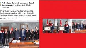 JANDARMA GENEL KOMUTANLIĞI DUYURDU..!!
