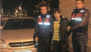 Jandarma oto hırsızını Sandıklı'da yakaladı