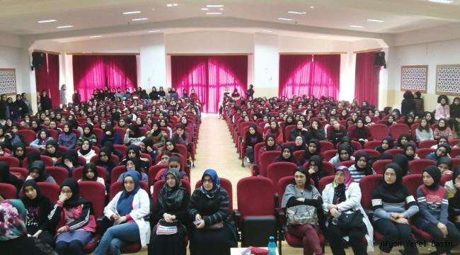 Kadın Sağlığı Eğitimi Projesi Kapsamında Halk Eğitimleri Devam Ediyor!
